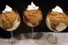 Harvest Pumpkin Trifle